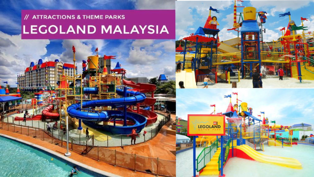 Legoland Water Park Attractions | SGMYTRIPS Transport Services