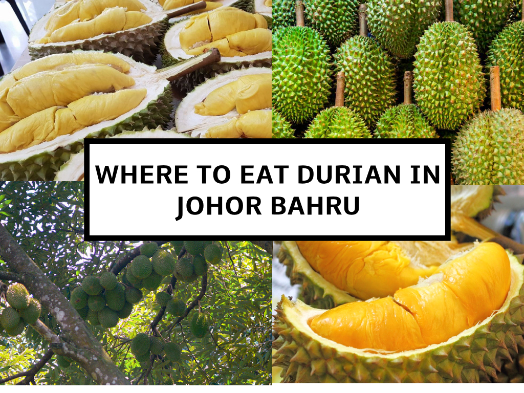 12 Place To Eat Durian In Johor Bahru Include Address